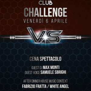 """Frontemare Rimini presenta """"Challenge"""""""
