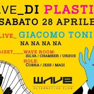 Live Giacomo Toni e Na Na Na Na al Wave Misano