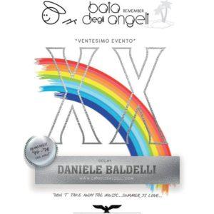 20° anniversario Baia degli Angeli. La Baia Imperiale ti aspetta con Daniele Baldelli