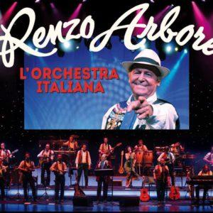 Renzo Arbore in concerto al Beat Village