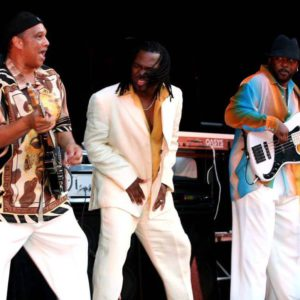 Al McKay's Earth Wind & Fire Experience in concerto al Beat Village