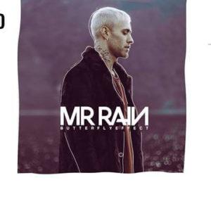 Il rapper Mr. Rain ospite al Beky Bay Bellaria