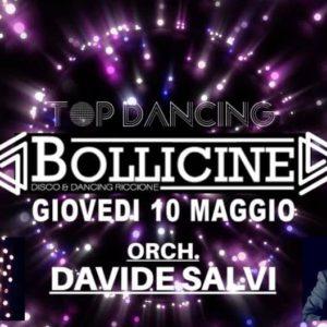 Davide Salvi in concerto al Bollicine Riccione
