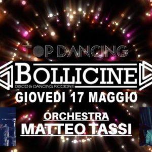Orchestra Matteo Tassi al Bollicine Riccione