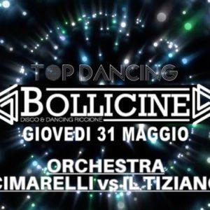 Orchestra Cimarelli Vs Il Tiziano al Bollicine Riccione