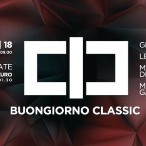 Buongiorno Classic Closing Party 2018