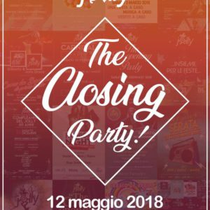 Jolly Disco Closing Party 2018