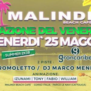 Malindi Cattolica presenta Il venerdì Caliente