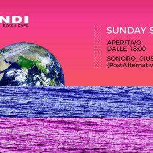 Domenica in spiaggia al Malindi Cattolica per Sunday Sunset
