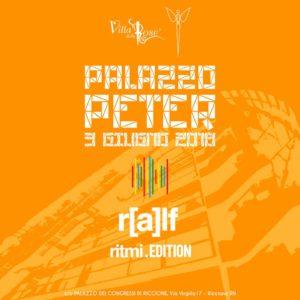 Palazzo Peter inaugura l'estate con Dj Ralf