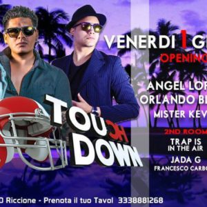 Reset Club presenta Touch Down