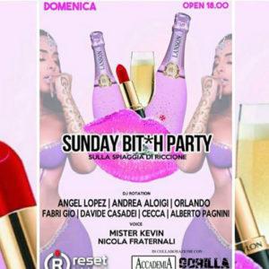 Sunday Bitch Party al Reset Club Riccione