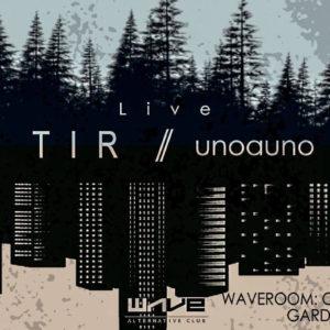 TIR + Unoauno al Wave Misano