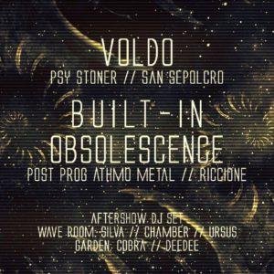 Built-InObsolescence e Voldo al Wave Misano