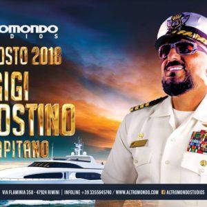 Gigi D'Agostino approda all'Altromondo Studios.