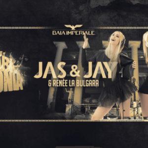Jas & Jay aprono le danze alla Baia Imperiale