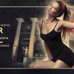 Lunedì Baia Imperiale con Olga Ryazanova