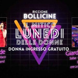 "Torna il lunedì ""I love Bollicine"""