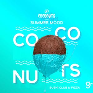Il Coconuts Rimini anima il weekend