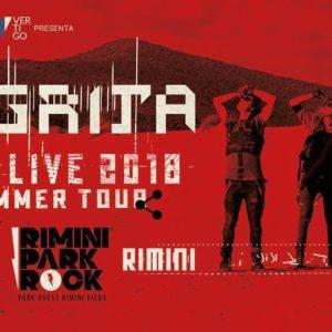I Negrita in concerto al Rimini Park Rock