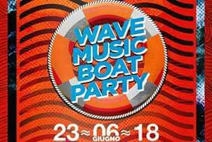 Wave Music Boat Party 2018