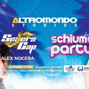 Alex Nocera anima la domenica Schiuma Party dell'Altromondo