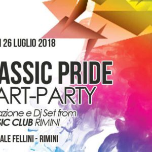 Classic Pride Start Party