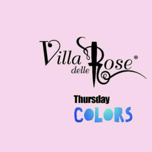 Ultimo Color Party alla Villa delle Rose