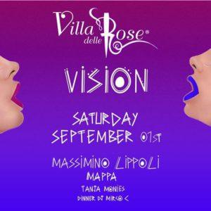 Massimino Lippoli torna in consolle alla Villa delle Rose