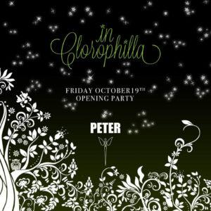 Il venerdì Peter Pan Riccione è Clorophilla