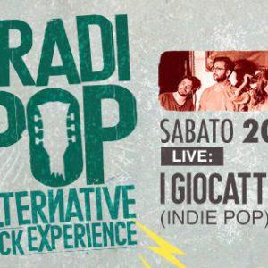 I Giocatoli in live al Bradipop Rimini