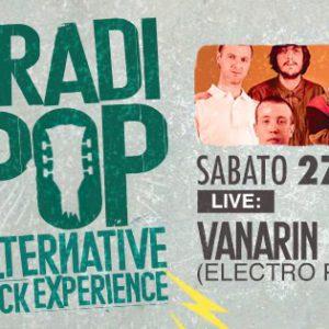 Vanarin in concerto al Bradipop Rimini