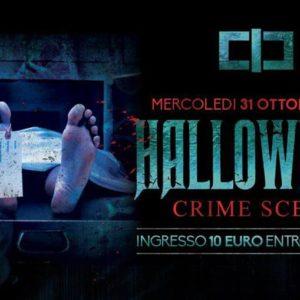 Classic Club ti aspetta ad Halloween con la scena del crimine