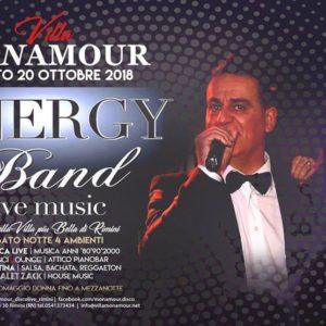 Energy Band in concerto al Monamour Rimini