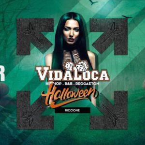 Vida Loca Halloween Edition al Peter Pan Riccione