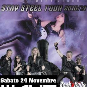 HM Never Die in concerto al Wave Misano