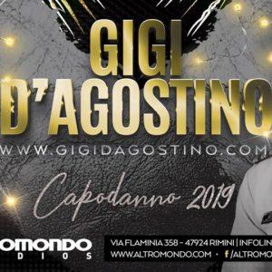 Capodanno Altromondo Studios con Gigi D'Agostino