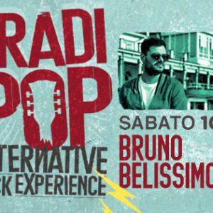 Bruno Belissimo in live al Bradipop Rimini