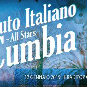 Lo spettacolo dell'istituto di Cumbia arriva al Bradipop Rimini