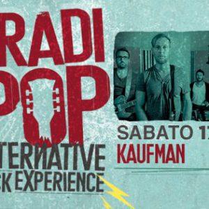 Live Kaufman al Bradipop Rimini