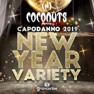 Capodanno Coconuts tra musica e divertimento