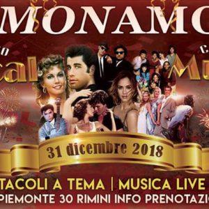 Capodanno 2019 Mon Amour Rimini