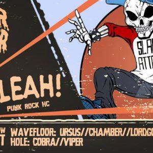 Slack Attack Fest in arrivo al Wave Club di Misano
