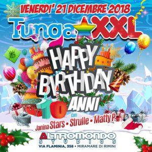 All'Altromondo Studios si fa festa! Happy Birthday TUNGA XXL.