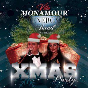 Energy Band anima il Natale al Monamour Rimini