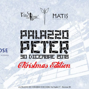 Peter Pan Riccione presenta Palazzo Peter Christmas Edition