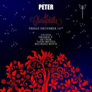 Venerdì Glamour al Peter Pan Riccione con Clorophilla