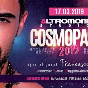 Sei pronto per il Cosmoprof 2019? All'Altromondo si fa festa con il Cosmoparty.