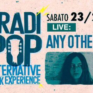 Il sabato Indie rock torna protagonista al Bradipop grazie ad Any Other.