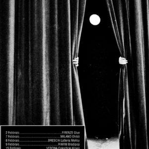 Be Forest in concerto al Bradipop Rimini